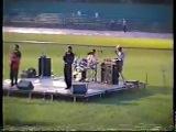 Концерт в Тамбове 31 07 98. ст.спартак часть 1.Перекинул с видео кассеты...За качество строго не судите